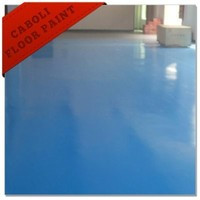 Caboli color sand epoxy floor coating