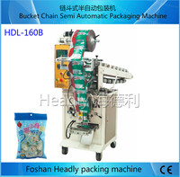 Big Volume Ketchup Pill Packing Machine For Plastic Bags