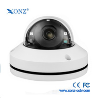 HD DVR Brand 1/2.8 Outdoor IMX291 Camera IP Dome With Motorized Lens 2.8-12mm Lens