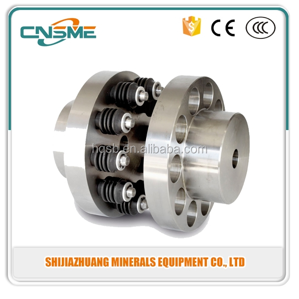 OEM Pin &bush coupling profession hydraulic pump motor couplings stepper motor coupling