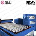 Especially metal rotary laser die cutter machine for sale