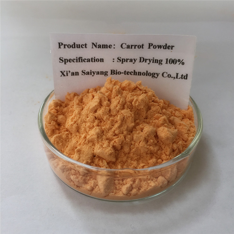 Dehydrated Carrot Powder Organic , Black Carrot Powder , Dried Carrot Juice Powder Organic