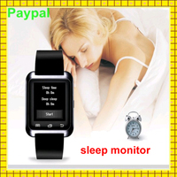2016 Alarm clock Drink water remind latest wrist watch mobile phone