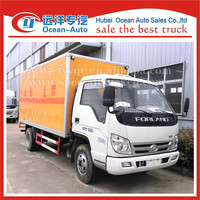 China Small Mini Size Pickup Van