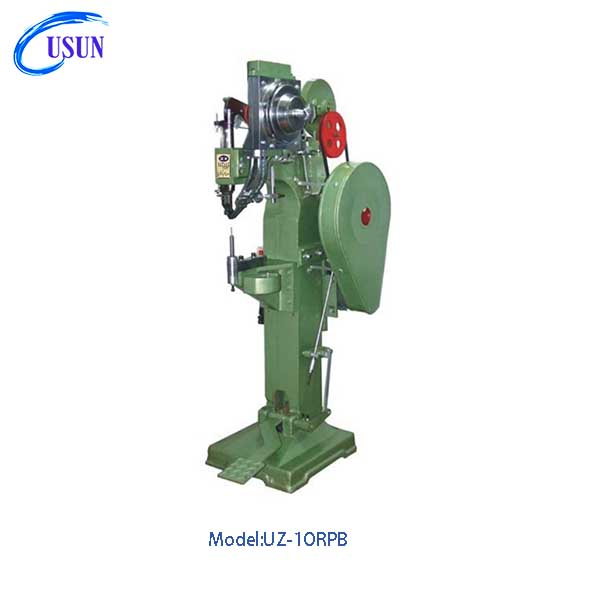 Widely USUN model :UZ-10RPB automatic clutch plate riveting machine for car accessories