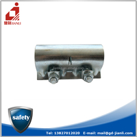 Steel scaffolding pipe sleeve clamp