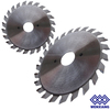 Circular saw blade for Woodworking & bamboo cutting of Precision Sliding Table Saw