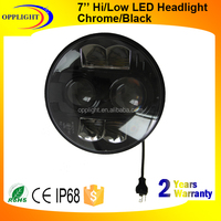 7 inch headlight harley parts led motorcycle head light