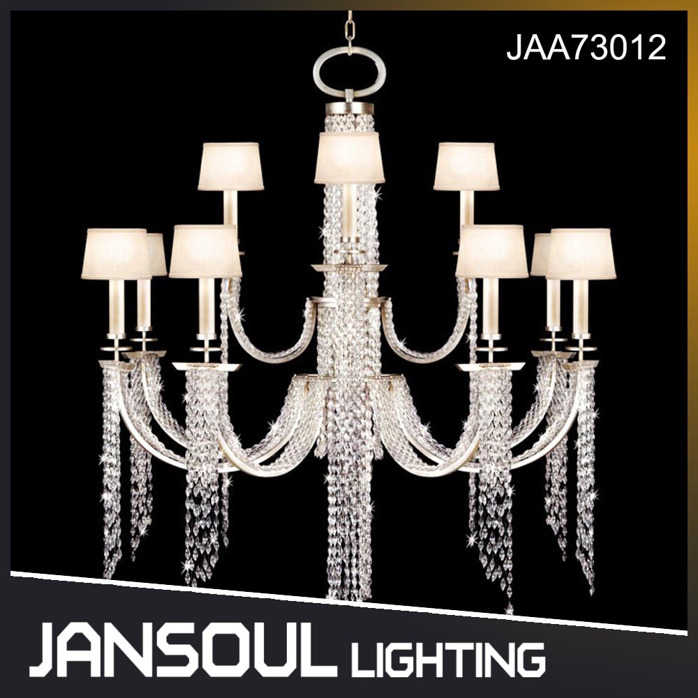 Modern Style Chandelier Hotel Lighting