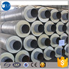 airport intelligent pipeline system api5l insulated pipe16'' with alarm line and rigid foam filled .