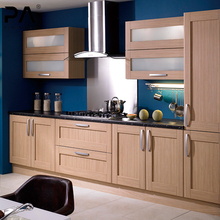 famous modern high gloss disassemble kitchen cabinets