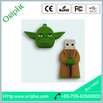 Alibaba wholesale animal shape usb flash drive china supplier