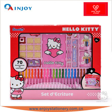 Hello Kitty Stationery Set For Children