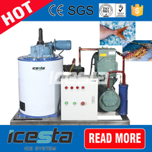 Fishery used 10 tons/day High Quality Flake Ice Machine For Sale In Shenzhen