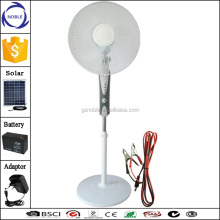 china factory AC DC outdoor 16 inch 10w solar dc fan