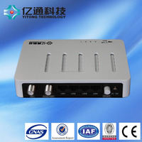 100Mbps Coaxial eoc slave voip modem with HomePlug AV