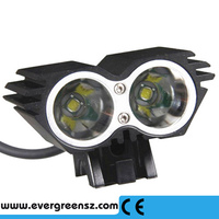 Paper Gift Box 2T6-01 3000LM Developing In 2015 Bike Llight