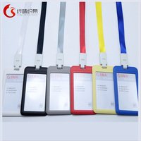 Factory Custom Genuine PVC Business Id