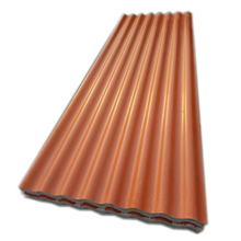 high strength MGO anti-corosion heat water insulation fireproof roofing sheet better than metal roofing philippines