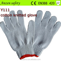 high quality thin cotton knitted led magic glove for kids