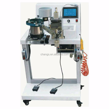 SSD997-A Automatic Multifuction Four Claws Nail Attaching machine