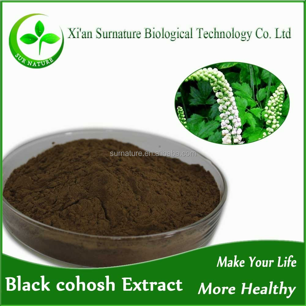 High quality organic Black Cohosh extract powder