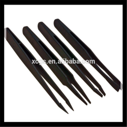 Cheap plastic tweezers, esd stainless steel tweezers