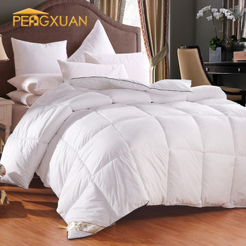 High quality oem customized king size invierno edredones hotel edredones hechos en china