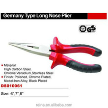Germany Type Combination/Diagonal Cutting/Long Nose Plier