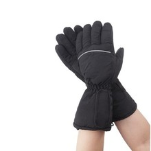 Wholesale Li-on Battery Thermo Rechargeable Waterproof Heated Motorcycle Gloves