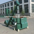Flat die pellet making machine for animal fodder