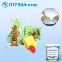 OTT Factory RTV Molding Rubber Silicone Resin Making Molds