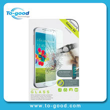 High Quality Products Strong Impact Resistant Glass Protective Film For Samsung S4 Screen Protector