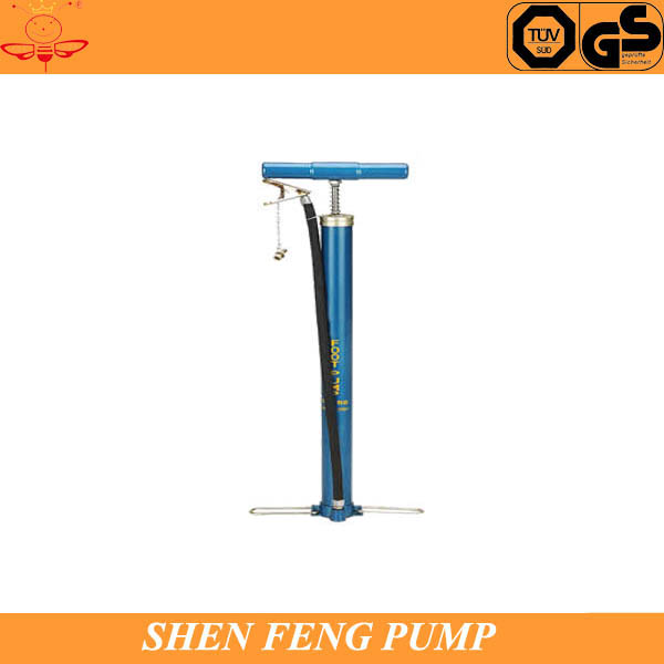 small air compressor pump/competitive price bike hand operated air pump