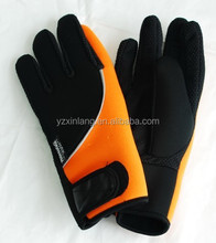 neoprene thinsulate winter glove for climbing fishing