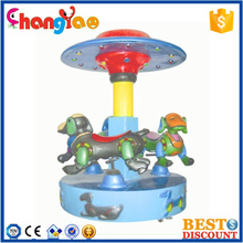 Dog Robot Carousel Children'S Game Machine For Children Theme Park