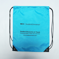 Wholesale Shopping Drawstring Backpack