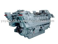 Marine mtu 70 - 12000 HP Engine Brand New & parts