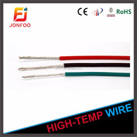 300V AWM SILICONE TINNED TYPR ELECTRICAL CABLE 150C HEAT RESISTANT MICROWAVE OVEN UL APPROVED COPPER WIRE
