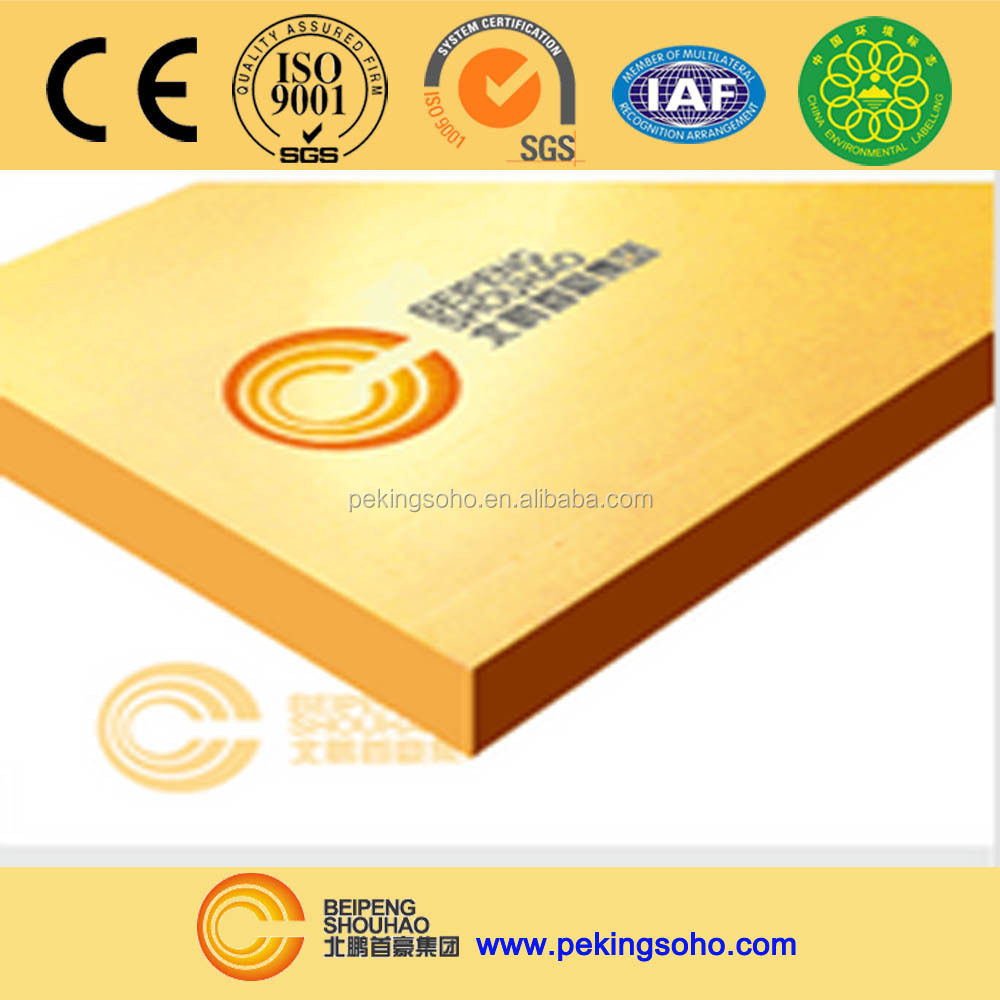 Rigid XPS Insulation Board for Cold Storage floors