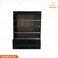 SG004 In stock stone drawer tile display stand racks