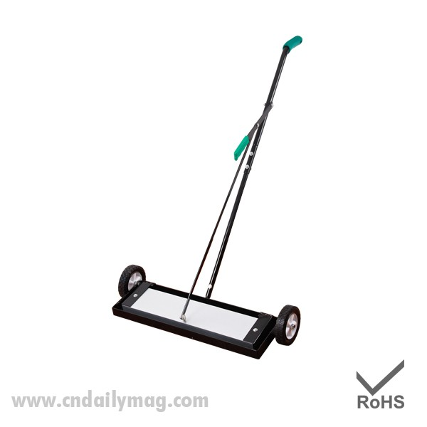 "New Heavy Duty Industry 36"" Magnetic Road Sweeper With Quick Release"