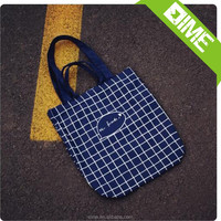 Standard Size Hot Products Jute Leisure Bag Simple Tote Bag.
