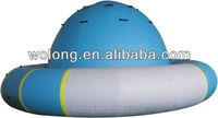 inflatable water toys,inflatable peg-top,inflatable water park sport games for adult