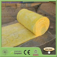 Glass Wool Blanket Insulation