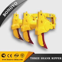 three shank ripper for bulldozer D6D , ripper,OEM available
