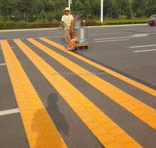 Thermoplstic Paint Convex Line Road Marking Machine