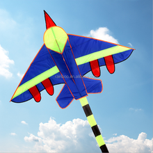Chinese product cheap polyester airplane kites for kids