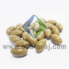 Extracted bulk Flax Seed Oil Softgel
