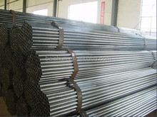 Round ASTM A209 T1 T1a T1b Boiler Steel Tubes For Chemical , ISO PED API Certificated